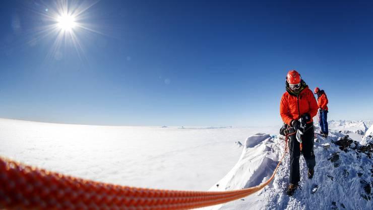 Die Saison für die Matterhorn-Besteigung verschiebt sich auf Anfang Juni.