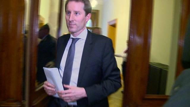 SVP-Bundesratskandidaten müssen zu Hearings antraben