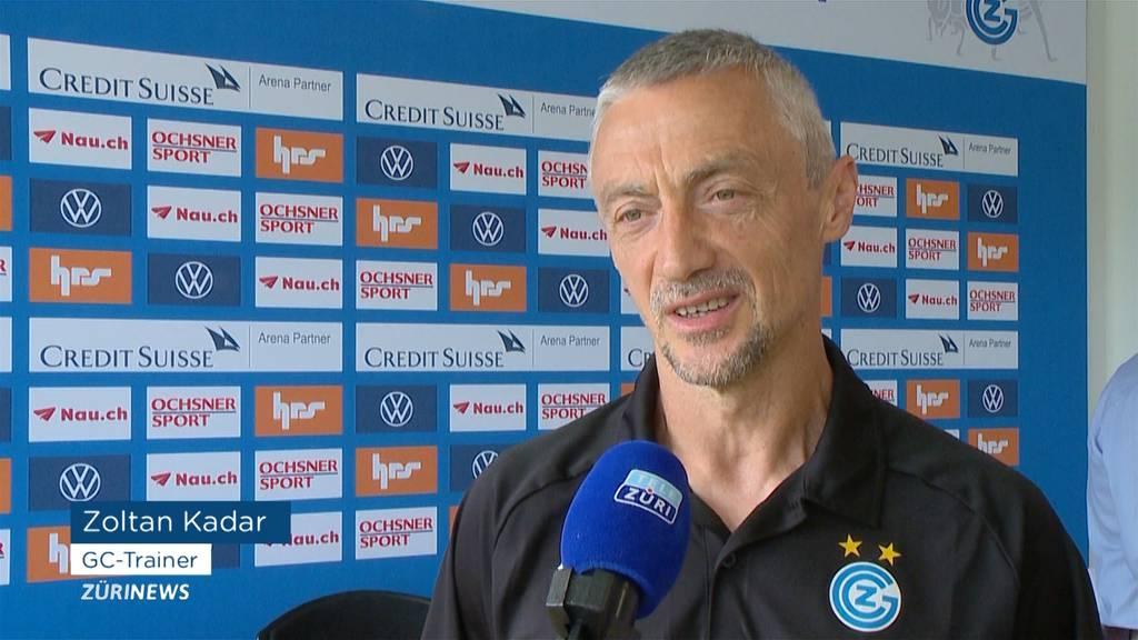Neuer GC-Trainer: So will Zoltan Kadar den Aufstieg sichern