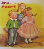Grüezi - Juhui...Mundart im Kindergarten!