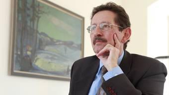 Felix Bänziger ermittelt zu Schweizer Verwicklungen ins Attentat von Lockerbie.