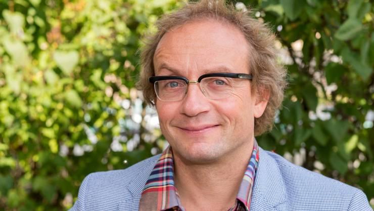 Der deutsche Komiker Wigald Boning, hier im August 2014, ist im Juli 2018 wieder Vater geworden. (Archiv)