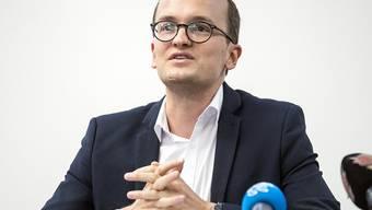 Lehnt die Kreislauf-Initiative der Jungen Grünen ab, präsentiert aber einen Gegenvorschlag: der Grüne Baudirektor Martin Neukom. Das letzte Wort hat das Volk. (Archivbild)