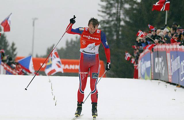 Northug ist bei der aktuellen Tour de Ski aufgrund von Kraftlosigkeit nicht dabei.