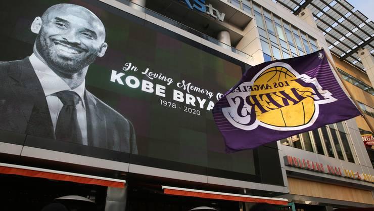 Bryant spielte 20 Jahre lang bei den Los Angeles Lakers – und nie woanders.