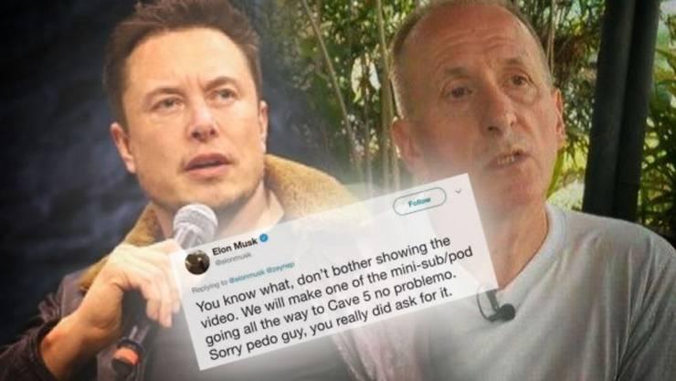 Mit solchen Tweets brachte sich der Tesla-Boss in Teufels Küche.