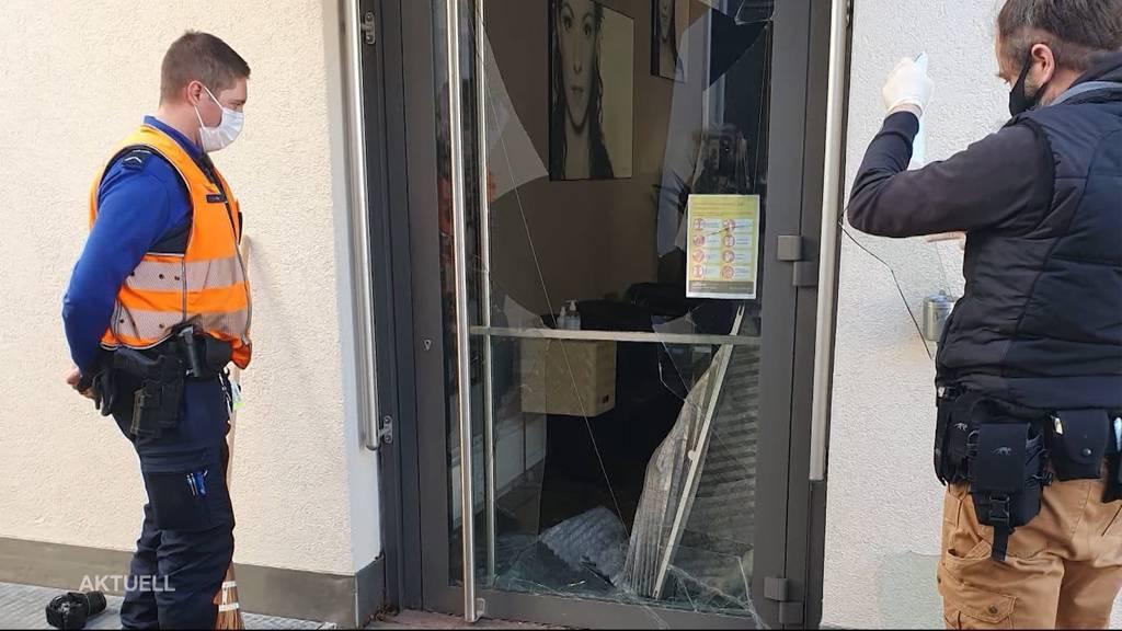 Einbruchserie in Oensingen: Gleich drei Einbrüche in einer Woche
