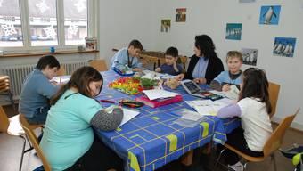 Schülerhort im Zeughaus Lenzburg