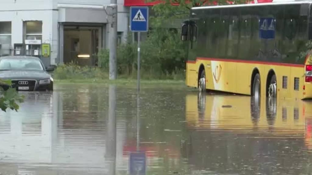 Geld für den Hochwasserschutz im Würzenbach
