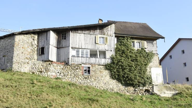 Sins hat abgestimmt: Die Gemeinde investiert in die Sanierung des Amtshauses Meienberg. Bild: Melanie Burgener