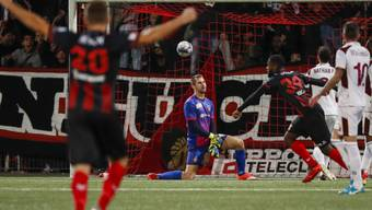 Xamax jubelt dank einem Last-Minute-Treffer gegen Servette