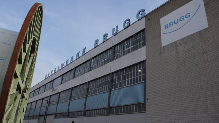 Im Januar, nach Bekanntgabe des Stellenabbaus bei Brugg Cables ist die Stimmung in den Werkhallen schlecht.