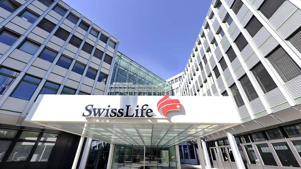Swiss Life nimmt im ersten Quartal weniger Prämien ein (Archivbild)