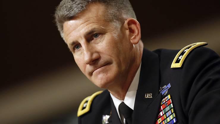 Neuer Chef der NATO-Truppen in Afghanistan: Der US-amerikanische General John Nicholson.