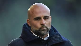 St. Galler Meisterheld und nun geschasster Trainer: Giorgio Contini.
