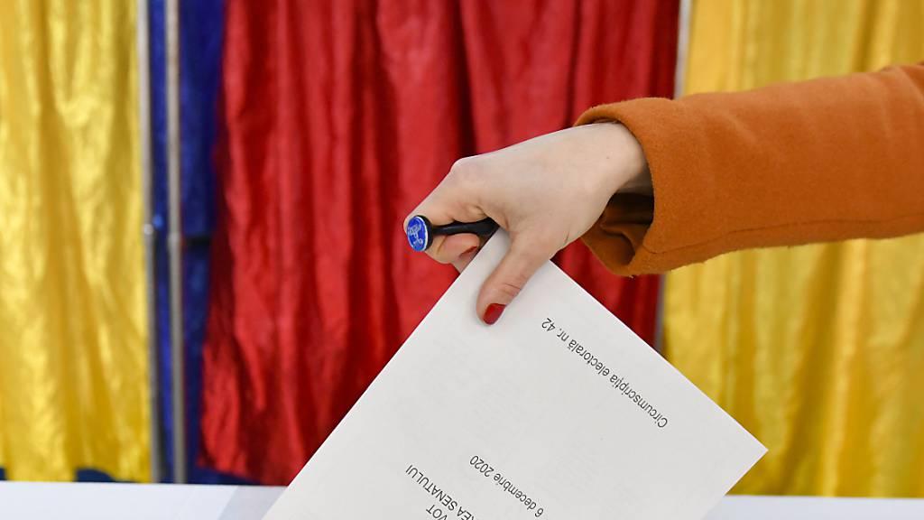 Prognosen: Rumäniens Sozialdemokraten bei Parlamentswahl vorn