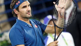 Roger Federer fehlt noch ein Sieg zum 100. Turniersieg - Finalgegner ist am Samstag der Grieche Stefanos Tsitsipas