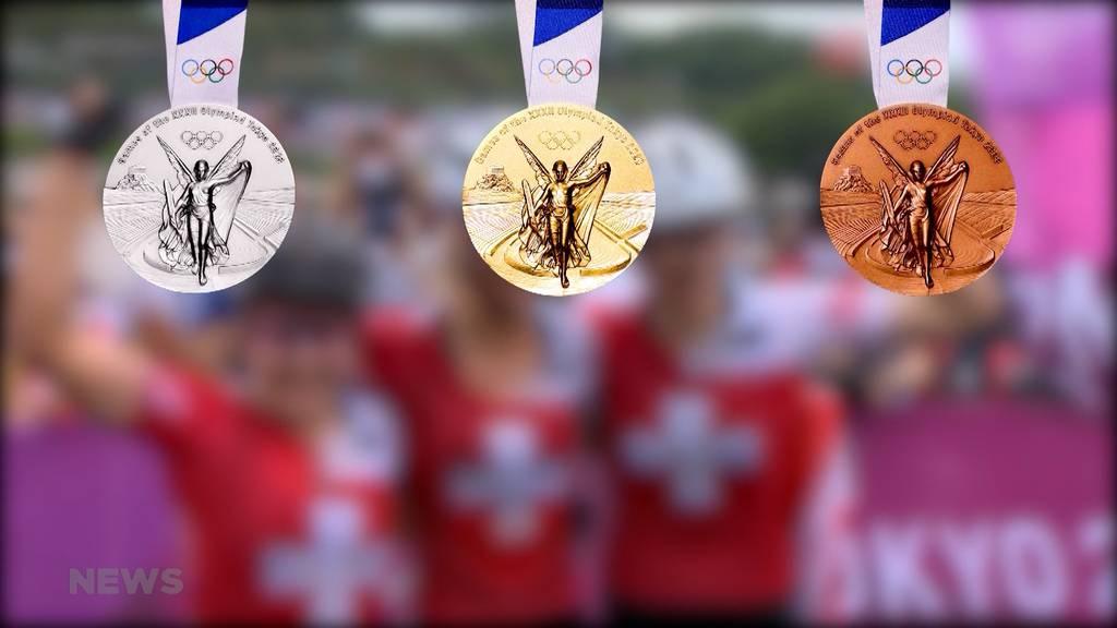 13 Medaillen: Grösster Schweizer Olympia-Erfolg seit 1952