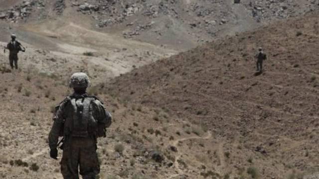 US-Soldaten in der afghanischen Provinz Kandahar