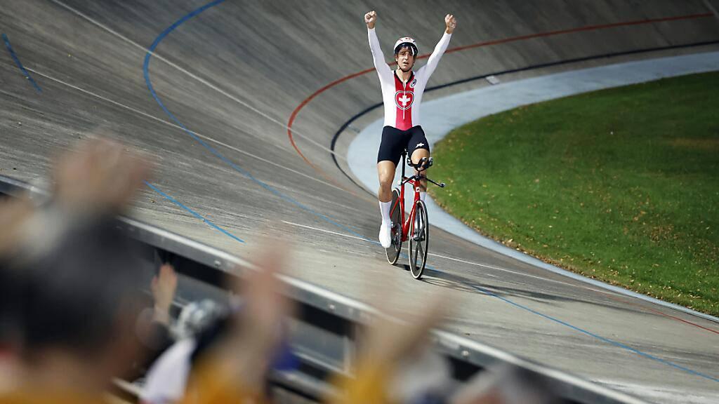 Zurück im Rampenlicht: Claudio Imhof will an der Heim-EM seinen Olympia-Frust vergessen machen