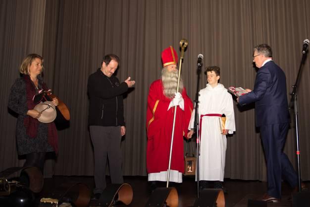 St. Nikolaus darf sich in Wohlen über den Kulturpreis freuen, als Wertschätzung einer besonderen Tradition.