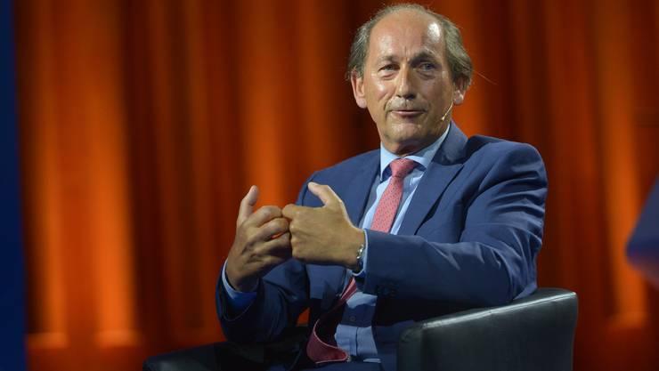 Paul Bulcke, VR-Präsident von Nestlé