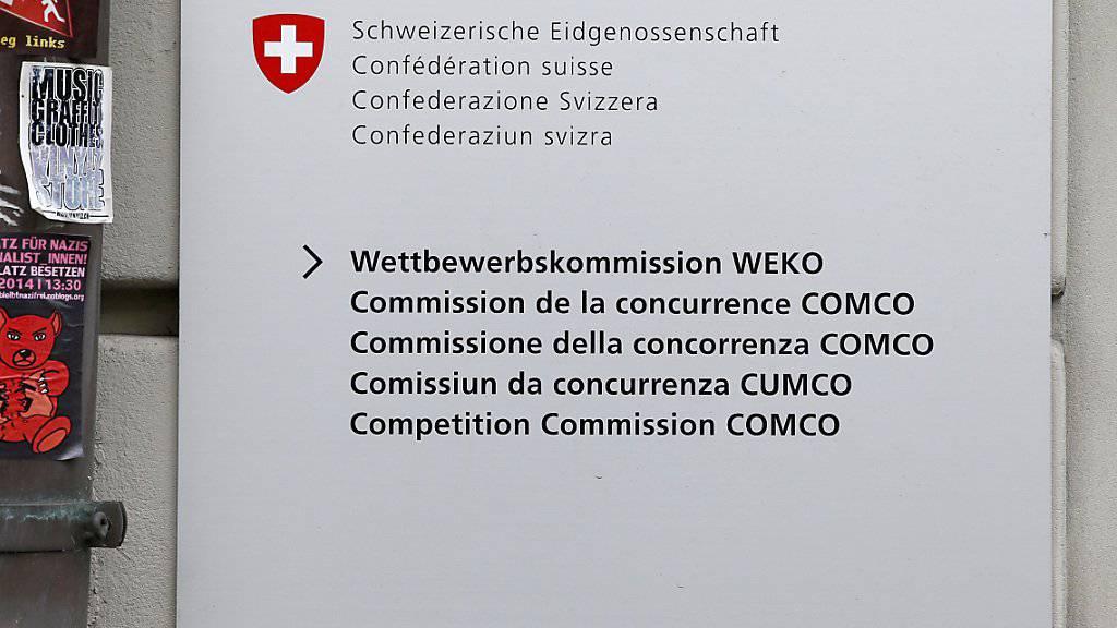 Die Weko hat Feuerverzinker wegen Preisabreden mit insgesamt 8 Millionen Franken gebüsst.