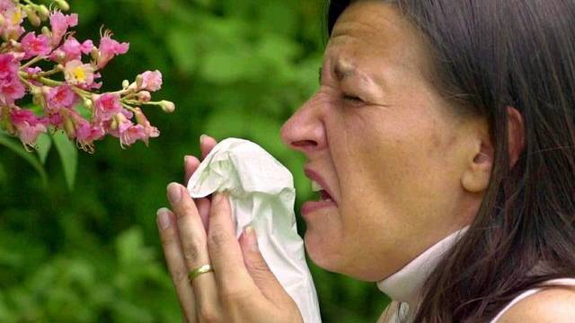 Botox soll Niesanfälle lindern (Symbolbild)