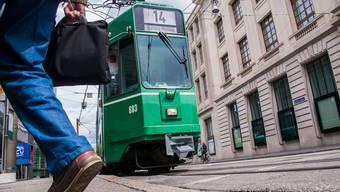 Cornichon Drämmli fahren noch bis 2014 durch Basel
