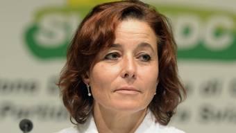 Kein Platz in der neuen SVP-Führung: Judith Uebersax
