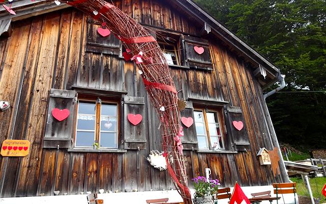 Die Meiersalp setzt auf Herz und Herzlichkeit. ©Toggenburg Tourismus