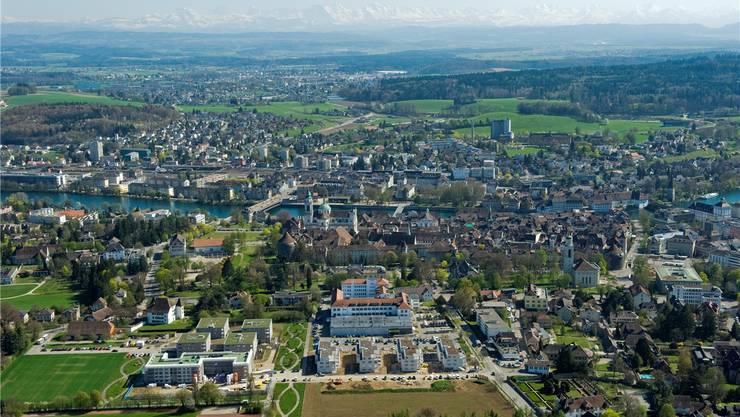Im Februar werden die fünf Gemeinden Solothurn, Biberist, Zuchwil, Luterbach und Derendingen über eine Fusion befinden.