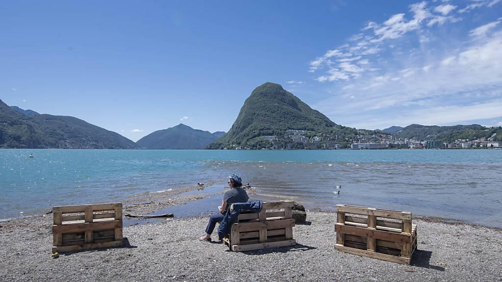 In der Schweizer «Sonnenstube» rechnet mit man mit deutlich weniger Feriengästen. (Archivbild)