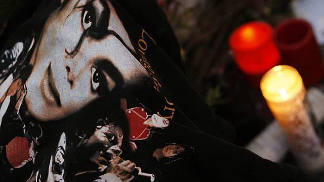Fans trauern um Michael Jackson (Archiv)