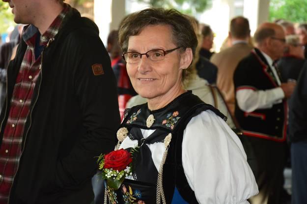 Dirigentin Erika Wild.