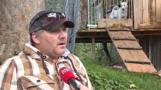 Huskyfarm-Besitzer will um seine Hunde kämpfen