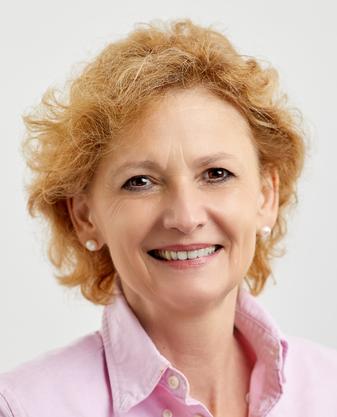 Sozialpolitisch links: Béatrix von Sury.