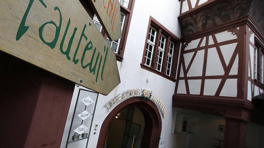 """Das Basler Theater Fauteuil hat mit der Neuauflage von """"HD-Soldat Läppli"""" einen Grosserfolg vorprogrammiert."""