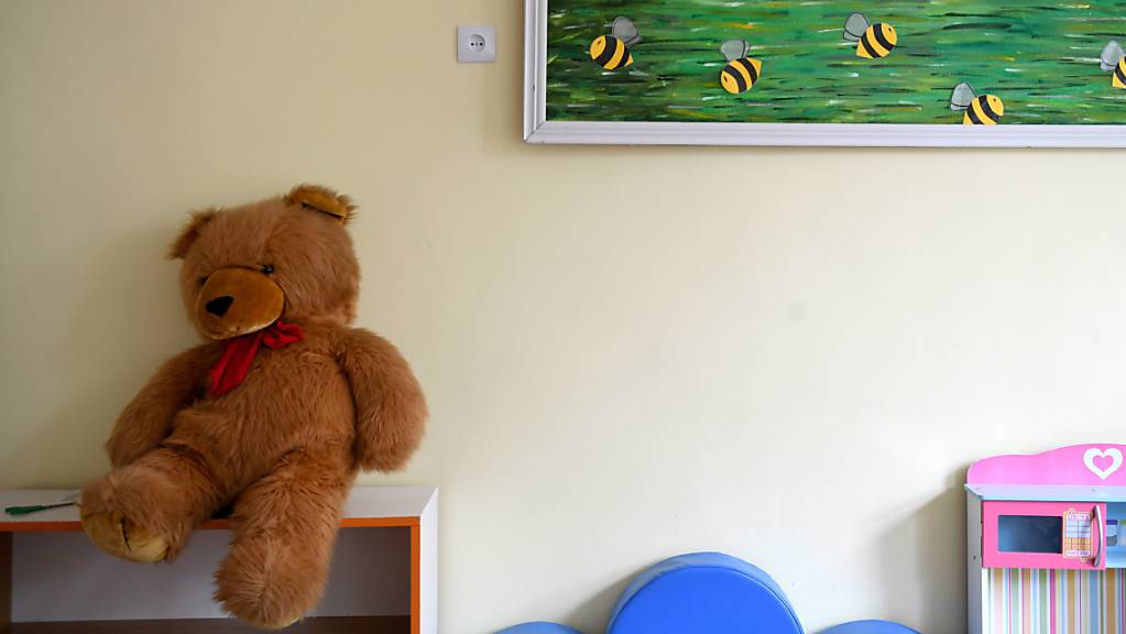 Im Kanton Tessin wurden zwei Betreuerinnen eines Kindergartens in Lugano verhaftet. (Symbolbild)