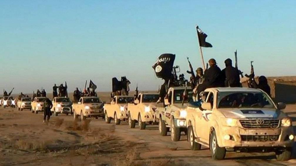 Der so genannte Islamische Staat hat auch in der Schweiz Sympathisanten.  (Militant website via AP/KEYSTONE)