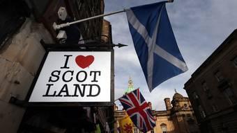 Schottland stimmt über die Unabhängigkeit ab
