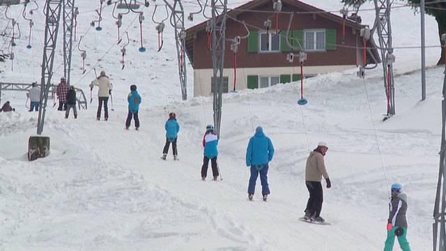 Gefahr: Winterunfälle