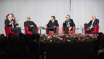 Wirtschaftspodium Limmattal 2018