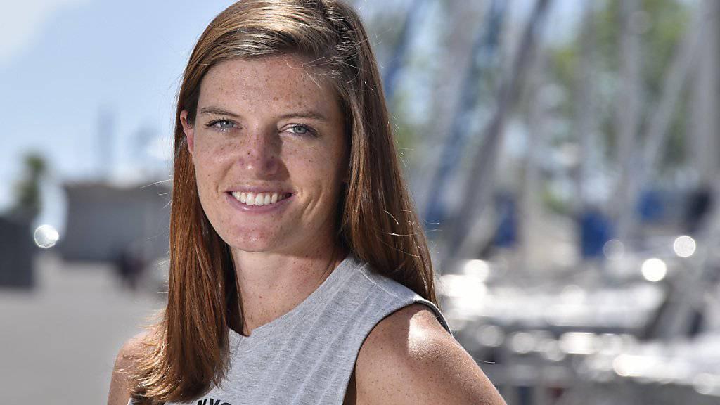 Lea Sprunger will über 400 m Hürden den Olympia-Final erreichen