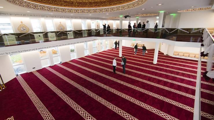 Der Tag der offenen Moschee in Grenchen