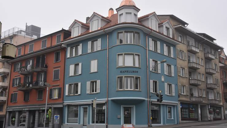 Neu renovierter Kapellhof