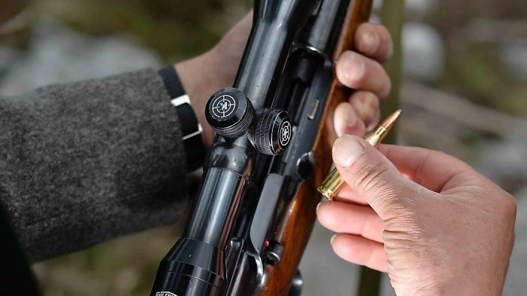 78-Jähriger schiesst nach Streit mit Gewehr in Boden