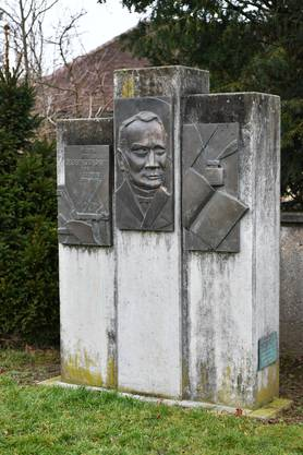 Gedenkausstellung 100. Geburtstag Künstler Cäsar Spiegel