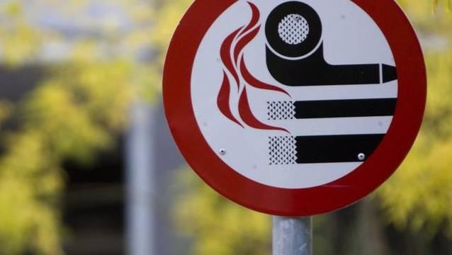 Letztlich wird über das Rauchverbot auf Spielplätzen der Grosse Rat befinden. (Symbolbild)