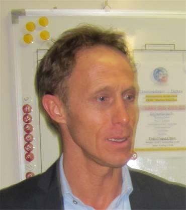 Iwan Eberhard wird der neue sportliche Leiter beim FC Grenchen 15.